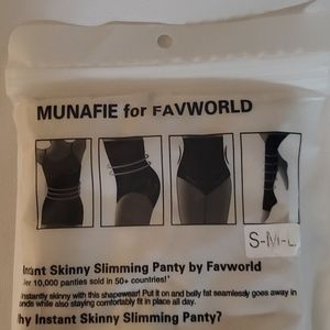 NWT 2 Pairs!  Sealed Package Shapewear Panty